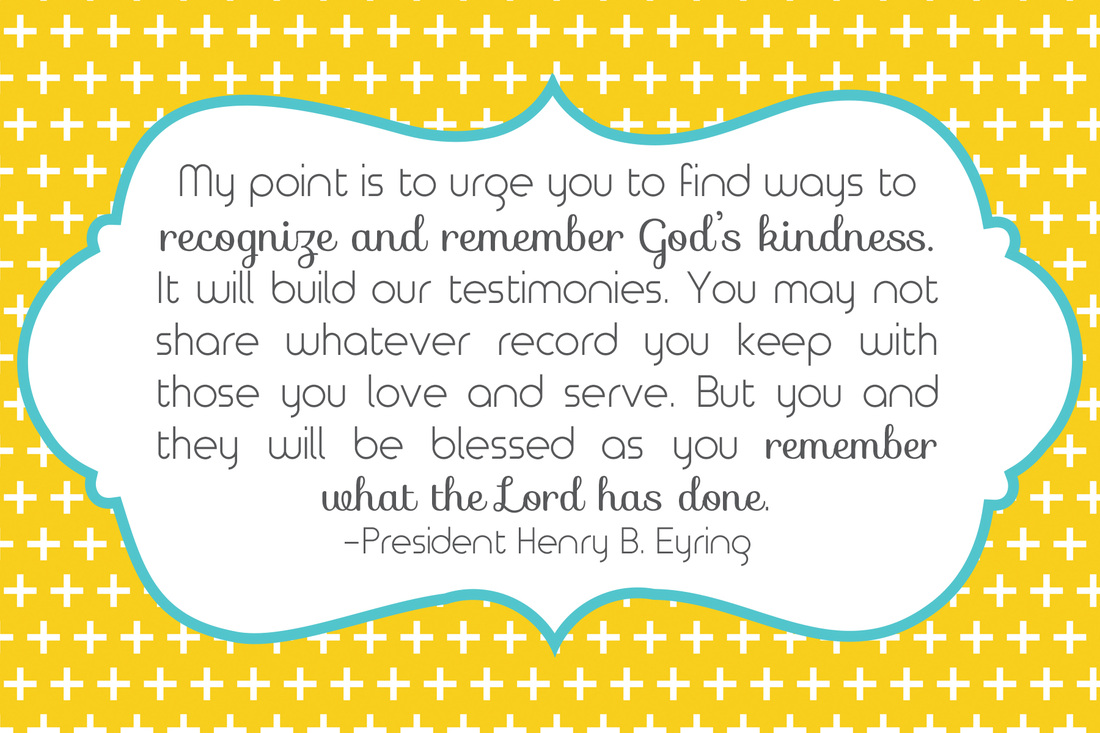 Remembering the Lord-Relief Society Handouts and Journal Cards. Free download from LDS Nest <3 #rsideas