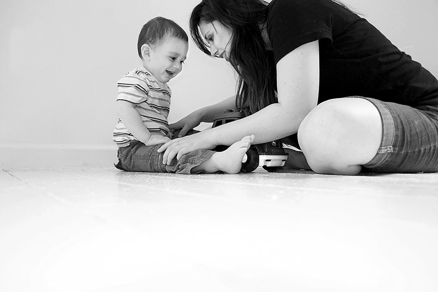 Motherhood moment <3 LDSNEST.COM