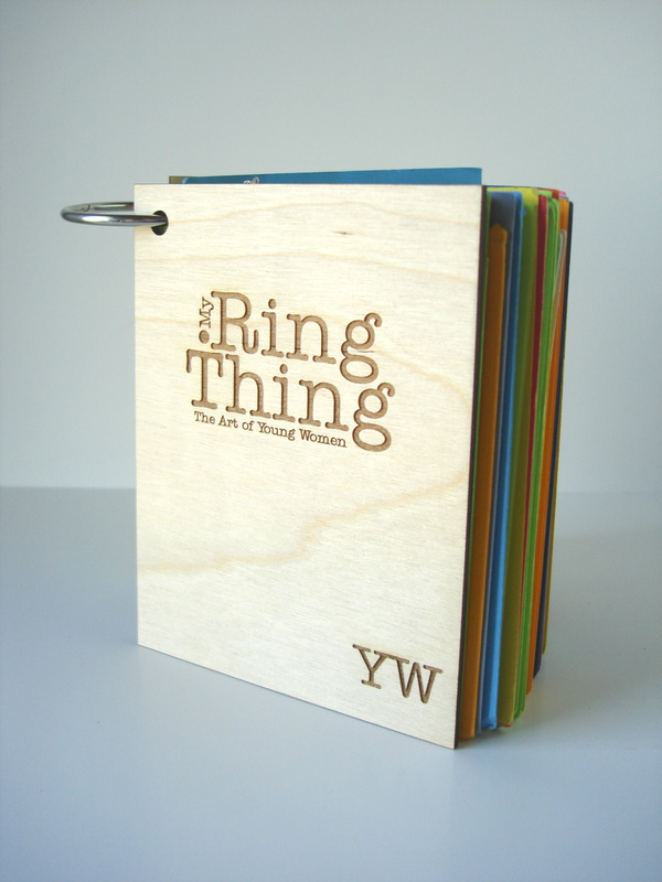 Organizing Handouts - My Ring Thing • © Shannon Christensen for LDS NEST