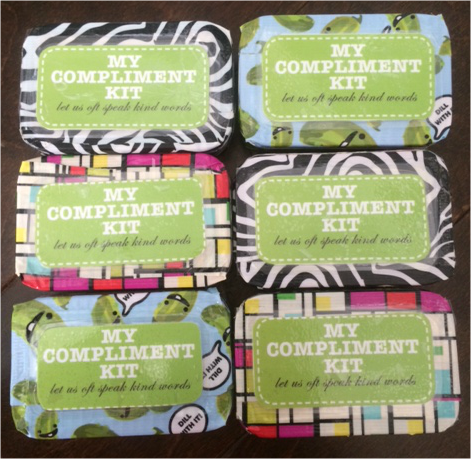 Compliment Kits by Janelle J.