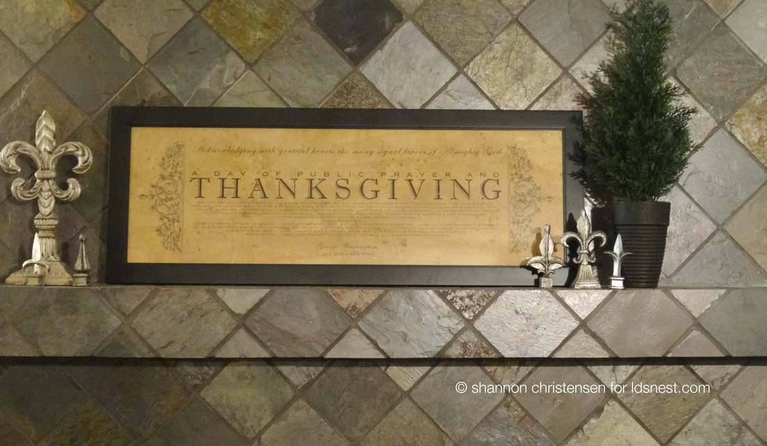 DIY Thanksgiving sign • Free Download