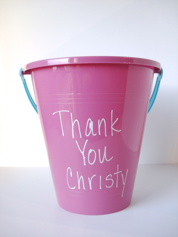 Take A Break Buckets • Thank You Gifts • LDSNEST.com